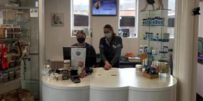 VacciCheck in de praktijk van dierenarts Annemieke Calis in Uithoorn