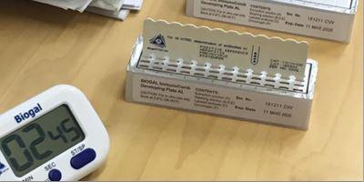 VacciCheck meten is weten